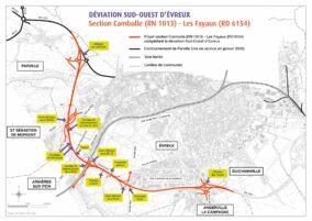 Ouverture de l'enquête publique pour la section Cambolle – Les Fayaux